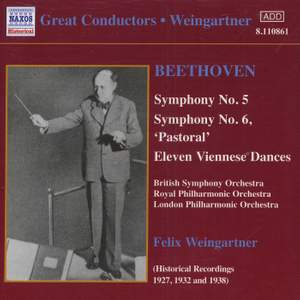 Great Conductors - Weingartner