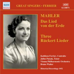 Great Singers - Kathleen Ferrier