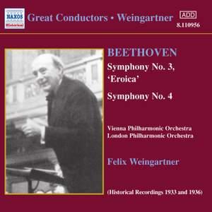 Great Conductors - Weingartner