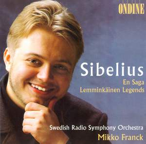 Sibelius: Lemminkäinen Suite, Op. 22, etc.