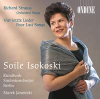 Richard Strauss: Orchestral Songs