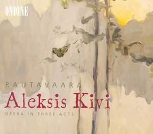Rautavaara: Aleksis Kivi