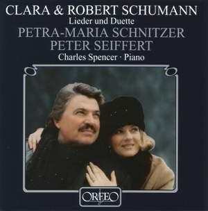 Clara & Robert Schumann - Lieder und Duette