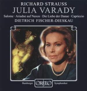 Strauss- Julia Varady