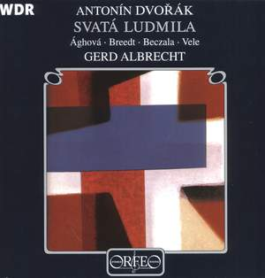 Dvořák: Saint Ludmila Product Image