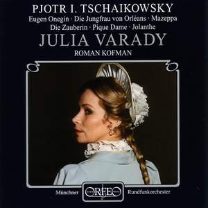 Julia Varady sings Tchaikovsky Arias Product Image