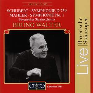 Schubert: Symphony No. 8 in B minor, D759 'Unfinished', etc.