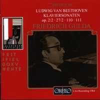 Beethoven: Piano Sonata No. 2 in A major, Op. 2 No. 2, etc.