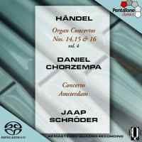 Handel - Organ Concertos Volume 4