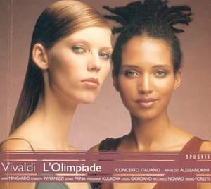 Vivaldi: L'Olimpiade RV725