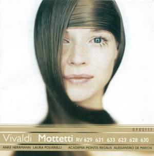 Vivaldi - Mottetti