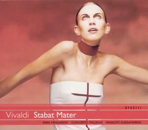 Vivaldi: Stabat Mater, RV621, etc. Product Image