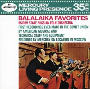 Balalaika Favourites Product Image