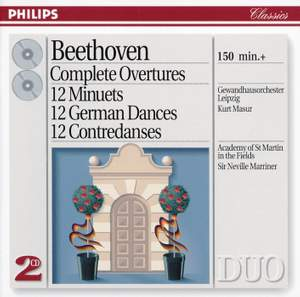 Beethoven - Complete Overtures