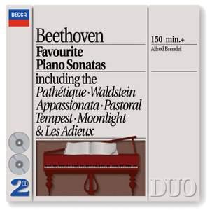 Beethoven - Favourite Piano Sonatas