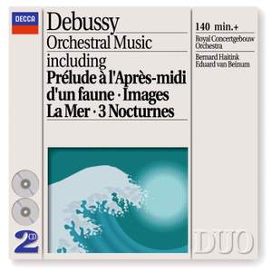 Debussy - Orchestral Music