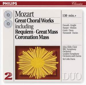 Mozart - Great Choral Works