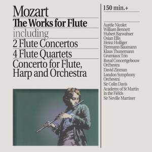Mozart - The Works for Flute