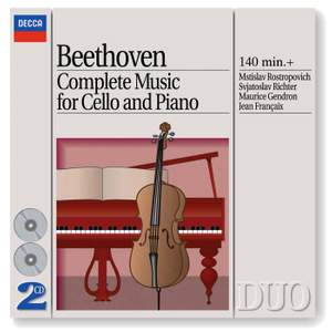 Beethoven - Complete Music for Cello & Piano