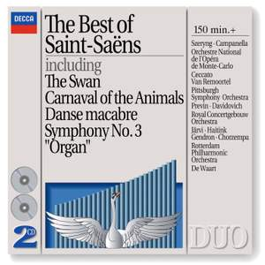 The Best of Saint-Saëns Product Image