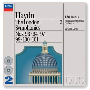 Haydn - London Symphonies