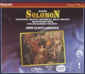 Handel: Solomon Product Image