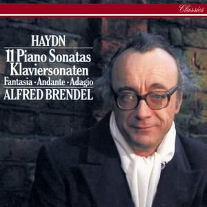 Haydn - 11 Piano Sonatas Product Image