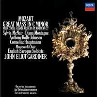 Mozart: Mass in C minor, K427 'Great'