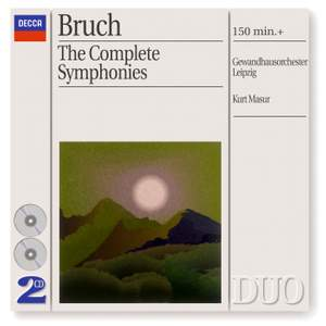 Bruch - The Complete Symphonies Product Image
