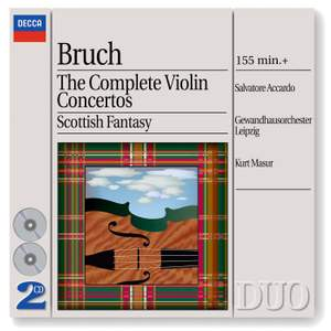 Bruch - The Complete Violin Concertos Product Image