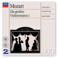 Mozart - The Great Violin Sonatas, Vol.1