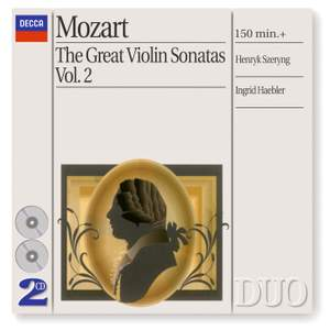 Mozart - The Great Violin Sonatas, Vol.2 Product Image