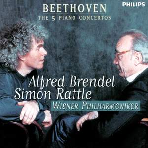 Beethoven: Piano Concertos Nos. 1-5 Product Image
