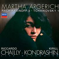 Rachmaninov: Piano Concerto No. 3 in D minor, Op. 30, etc.