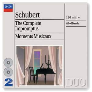 Schubert - Complete Impromptus