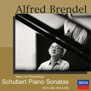 Schubert - Piano Sonatas Product Image