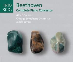 Beethoven: Piano Concertos Nos. 1-5 & Choral Fantasia