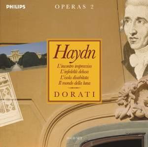 Haydn Operas Volume 2