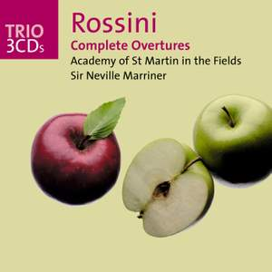 Rossini - Complete Overtures