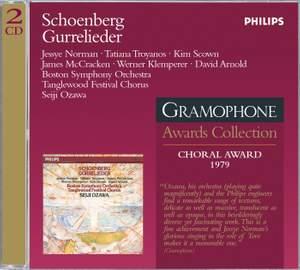Schoenberg: Gurrelieder Product Image