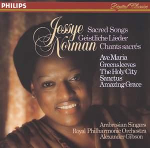 Jessye Norman: Sacred Songs Product Image