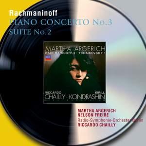 Rachmaninov: Piano Concerto No. 3 in D minor, Op. 30, etc. Product Image