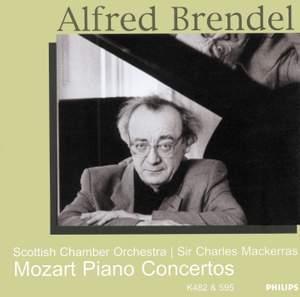 Mozart: Piano Concerto Nos. 22 & 27