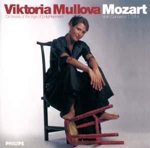 Mozart - Violin Concertos Nos. 1, 3 & 4 Product Image