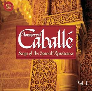 Songs of the Spanish Renaissance Vol.1 Product Image