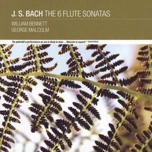 Bach, J S: Flute Sonatas Nos. 1-6, BWV1030-1035