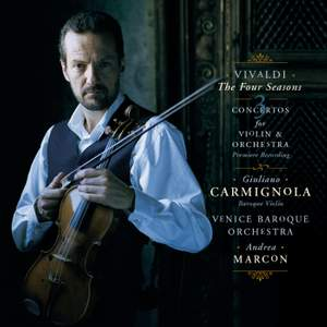 Vivaldi: Four Seasons & Violin Concertos RV257, 376 & 211 Product Image