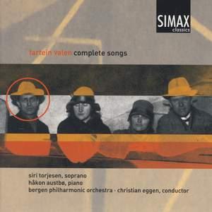 Olav Valen: Complete Songs