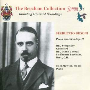 The Beecham Collection - Busoni