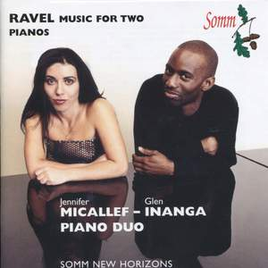 Ravel - Music for Two Pianos